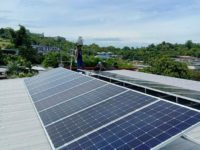 6 KW Solar system on grid near Airport