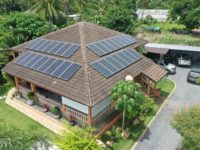Extension of a 5 KW Solar System to 13 KW on grid
